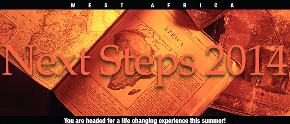 2014 Next Steps PDF header