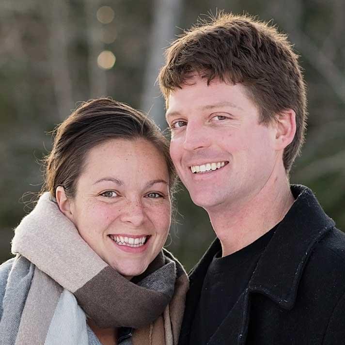 Jeremy & Katie Durand
